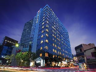 韓国ソウルのウォシュレット付き、ティーマークホテル明洞