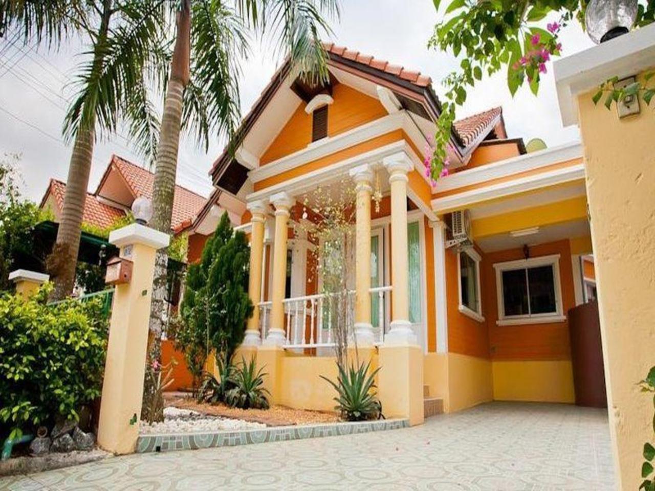 บุษบา 3 เบดรูม วิลลา บาย พีท เซอร์วิส (Budsaba 3 bedroom Villa by Pete Serviced)