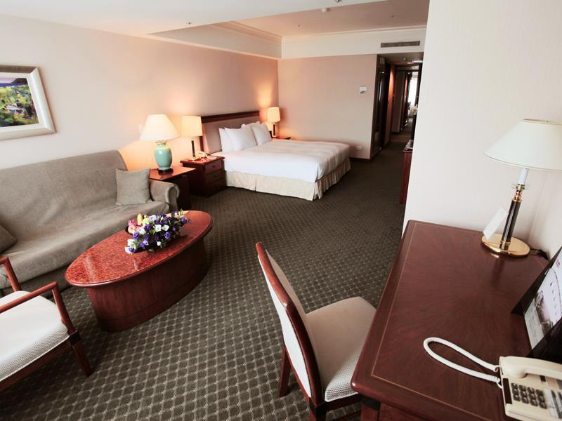 Deluxe Double On Executive Floor