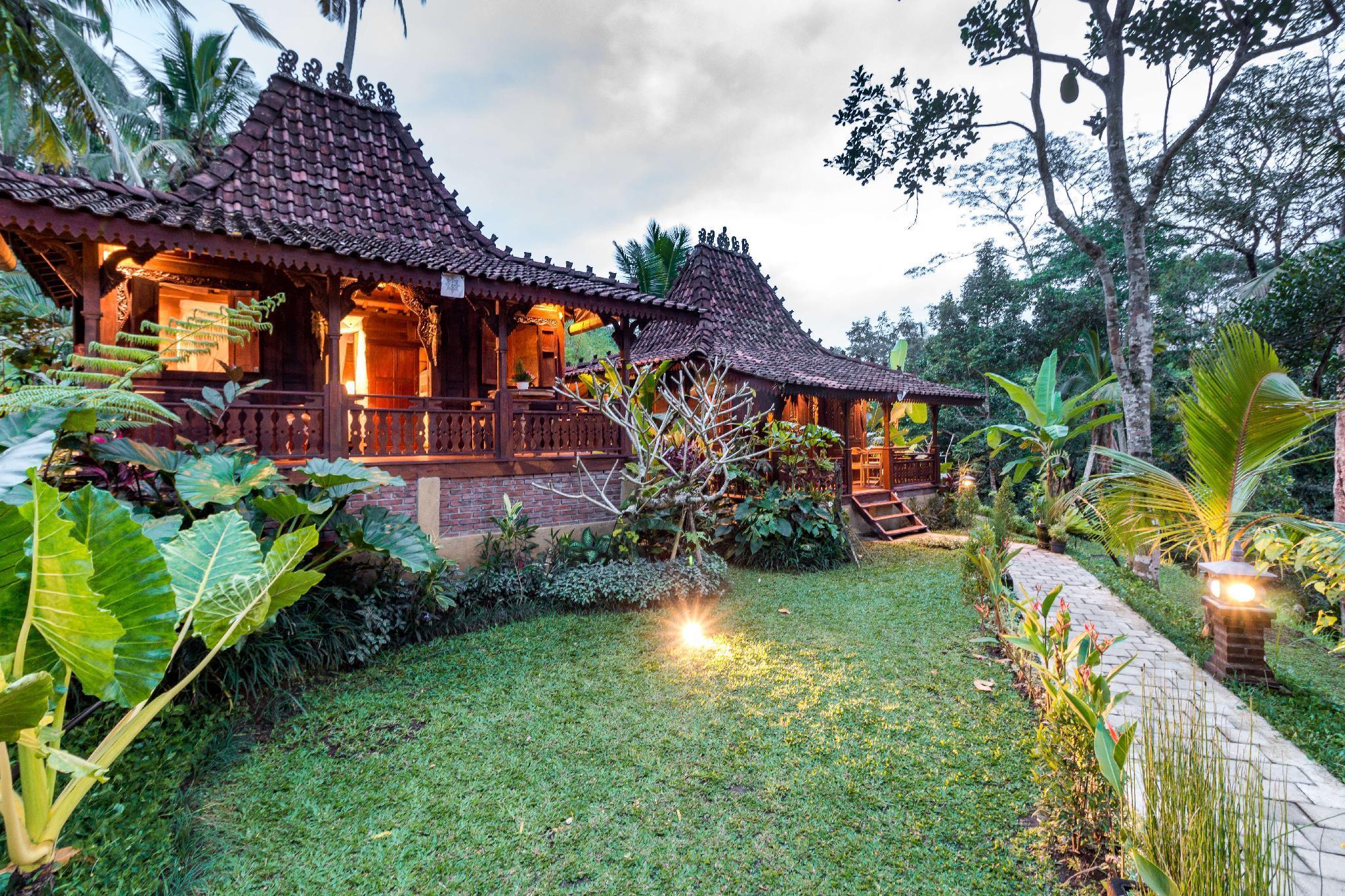 Be Bali Hut Farm Stay