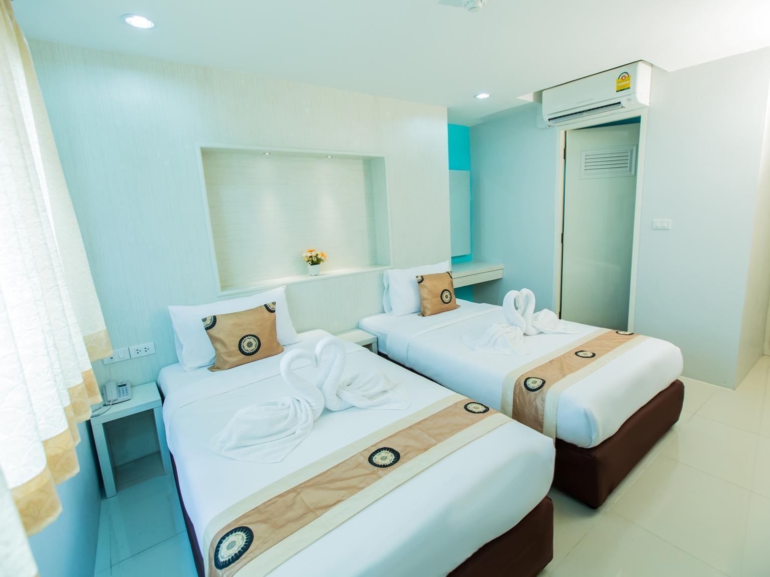 โรงแรมเลอ ตูเช ประตูน้ำ