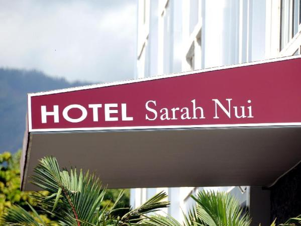 Hotel Sarah Nui Tahiti