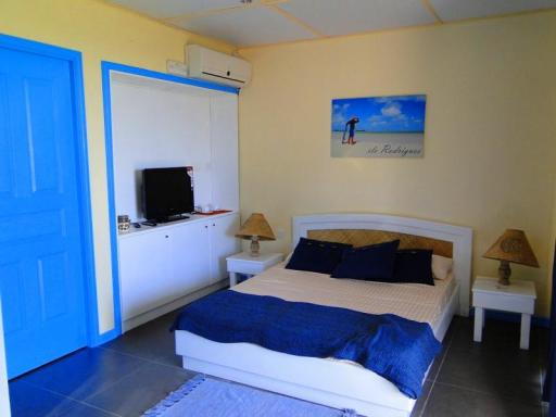La Cabane d'Ete Guest House hotel accepts paypal in Rodrigues Island