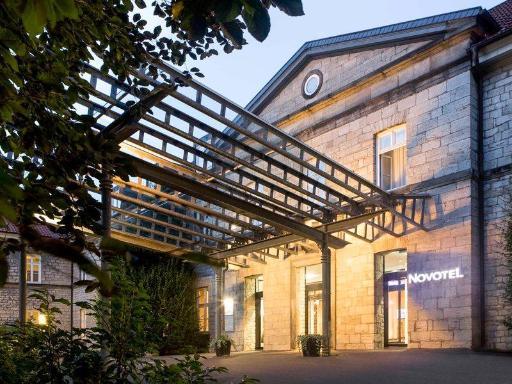 Novotel Hotel in ➦ Hildesheim ➦ accepts PayPal
