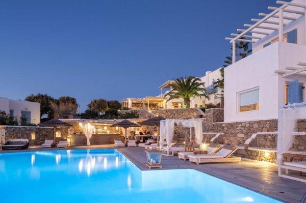Vencia Boutique Hotel Mykonos
