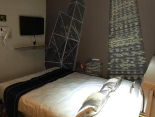 Move Inn Hong Kong - Double Room