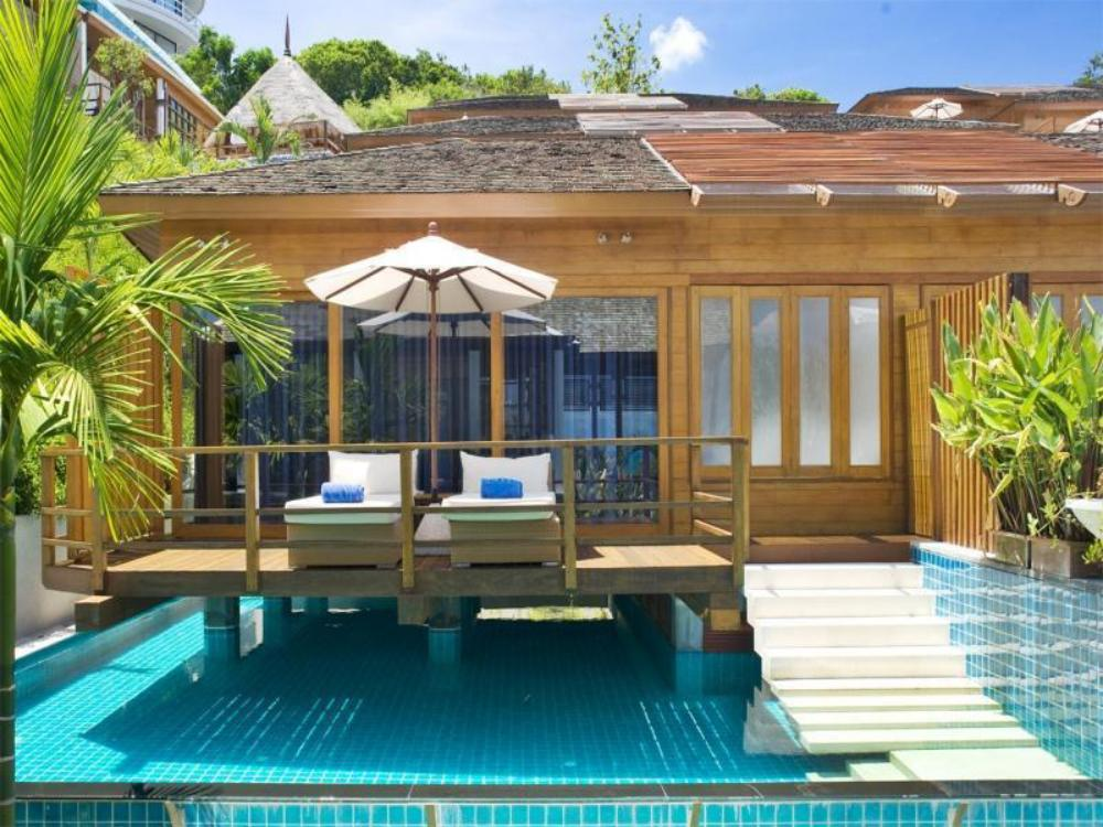 Over Water Villas by KC Resort