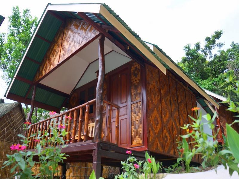 Phi Phi Dusit Bungalow Koh Phi Phi Map