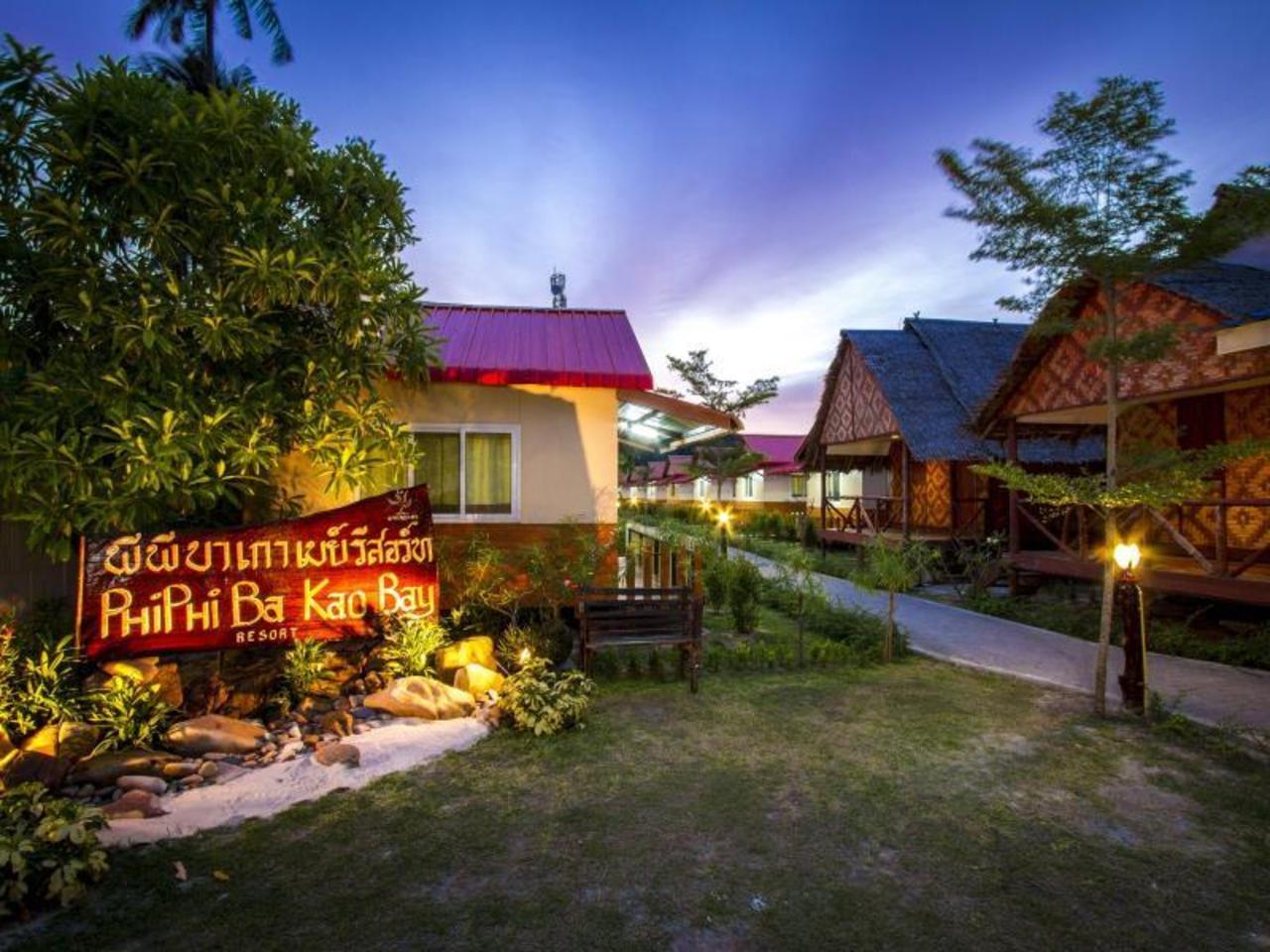 พีพี บาเกาเบย์ รีสอร์ต (Phi Phi Ba Kao Bay Resort)