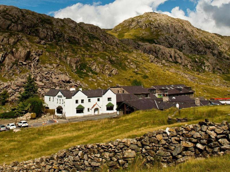 YHA Snowdon Pen-y-Pass Hostel