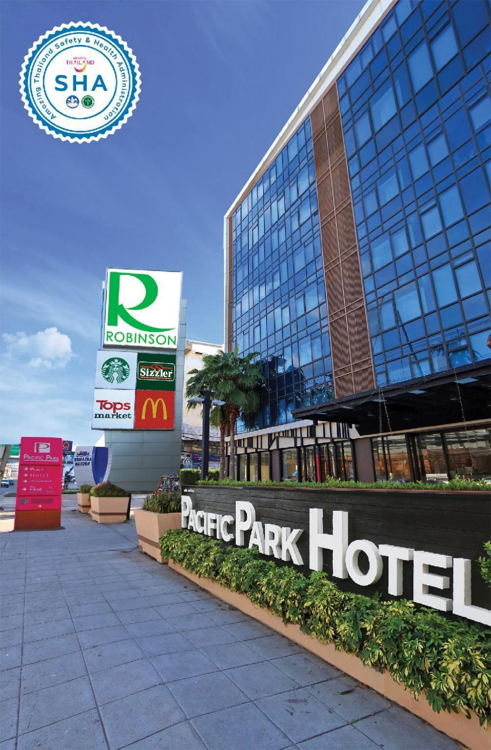Pacific Park Hotel (SHA Certified)