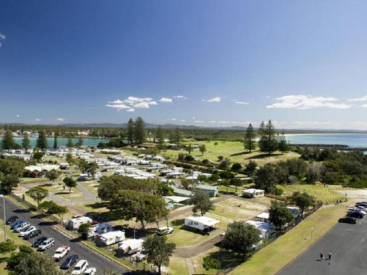 Reflections Holiday Parks Forster Beach photo 1