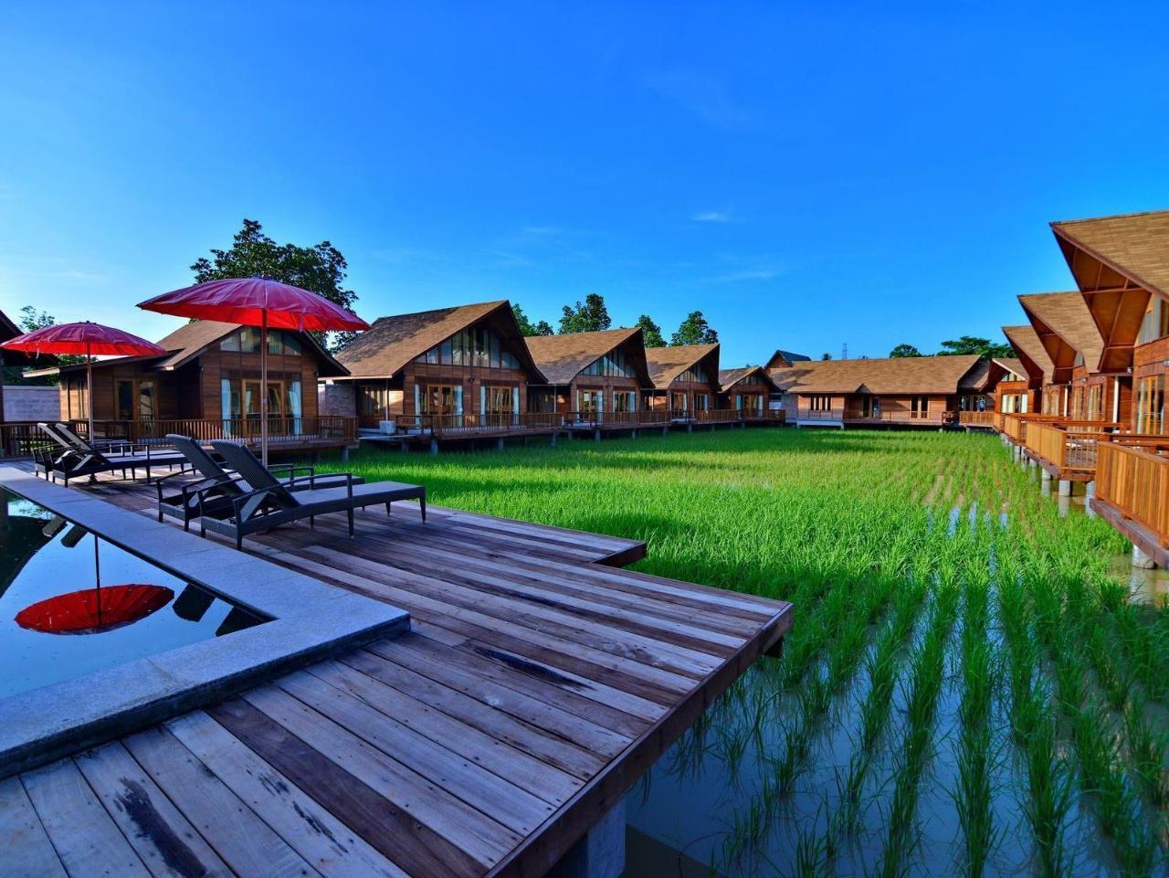 ไรซ์ ฟาร์ม วิลลา (Rice Farm Villa)