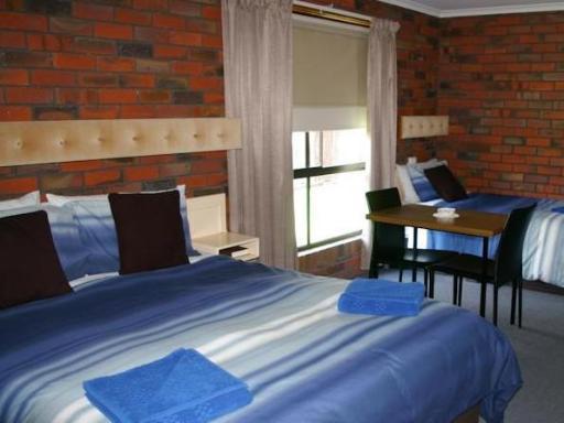 Coorrabin Motor Inn PayPal Hotel Grampians