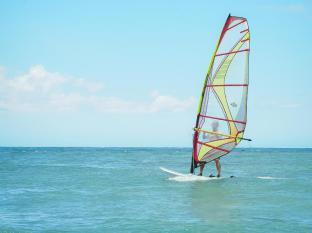 Bohol Beach Club Resort Panglao Island - windsurfing