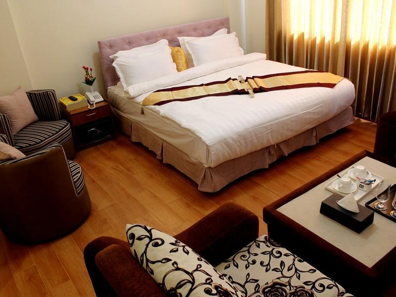 【 ヤンゴン 空室ホテル】ホテル マインドハマ(Hotel Mindhama)