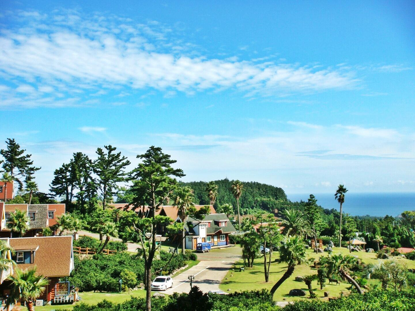 Jungmun Log Pension and Resort20