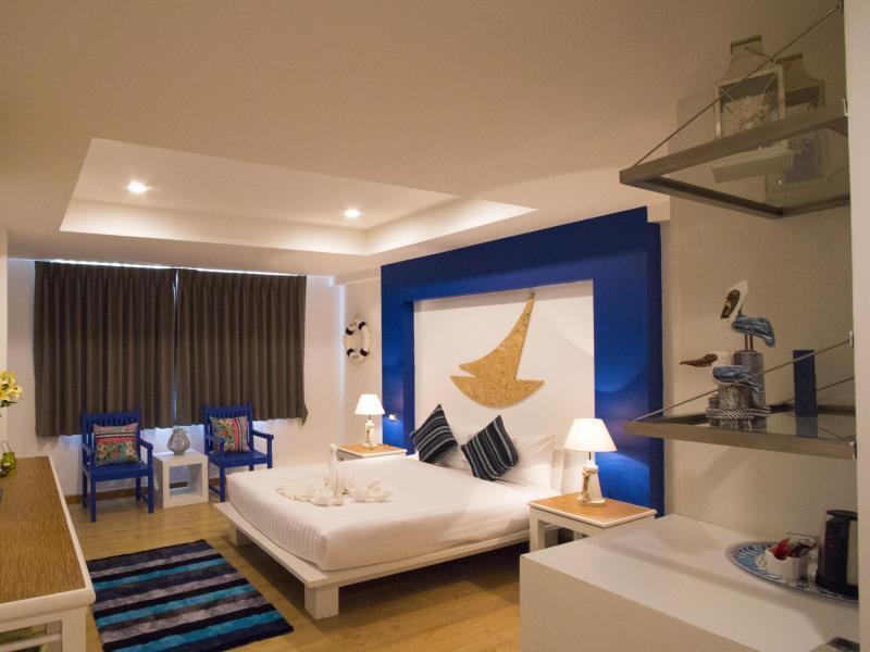 ザ ブルー パール カタ ホテル8