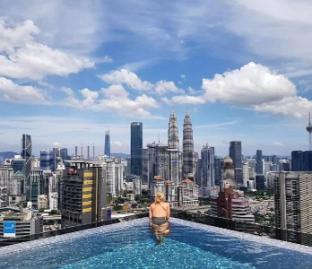 expressionz 5-Star suite KLCC Kuala Lumpur