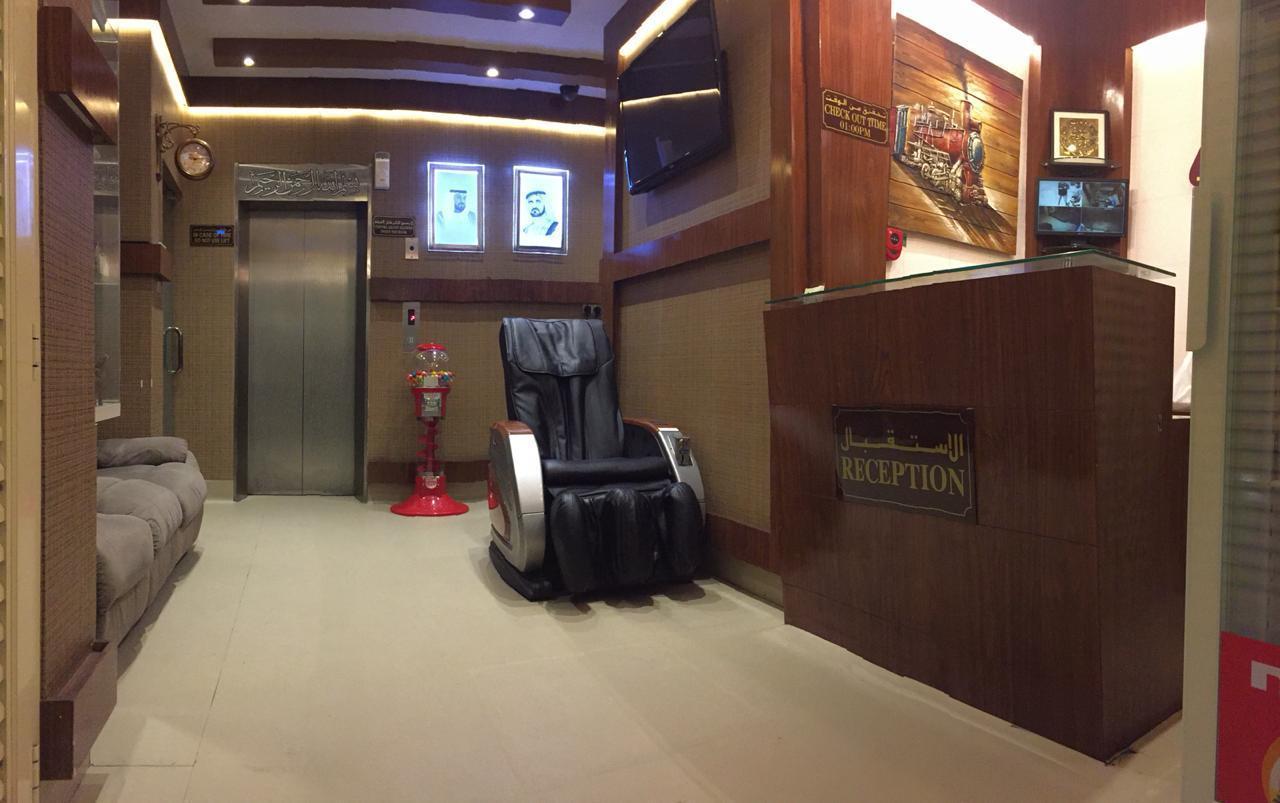 Taj Naif Hotel – Dubai 1