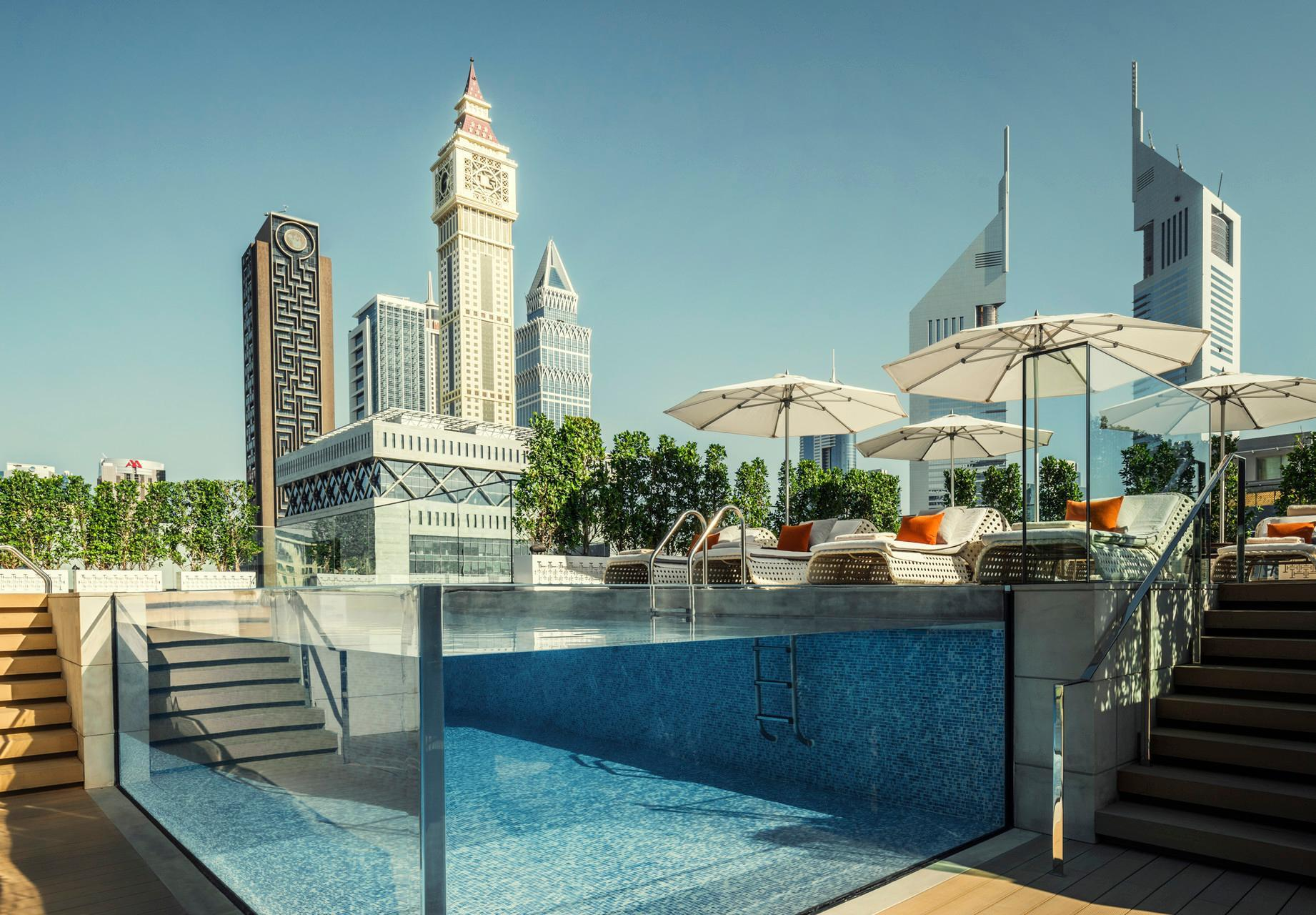 Four Seasons Hotel Dubai International Financial Centre – Dubai 5