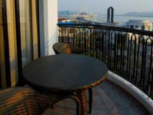 ポウサダ デ サンチャゴ ホテル マカオ - バルコニー/テラス