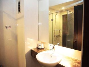 Welcome Plaza Hotel Pattaya - Bathroom