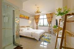 Nordic Deluxe Queen Room in Wuzhen Scenic Area, Weifang