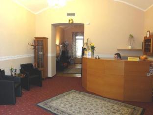 Venezia Hotel Praag - Receptie