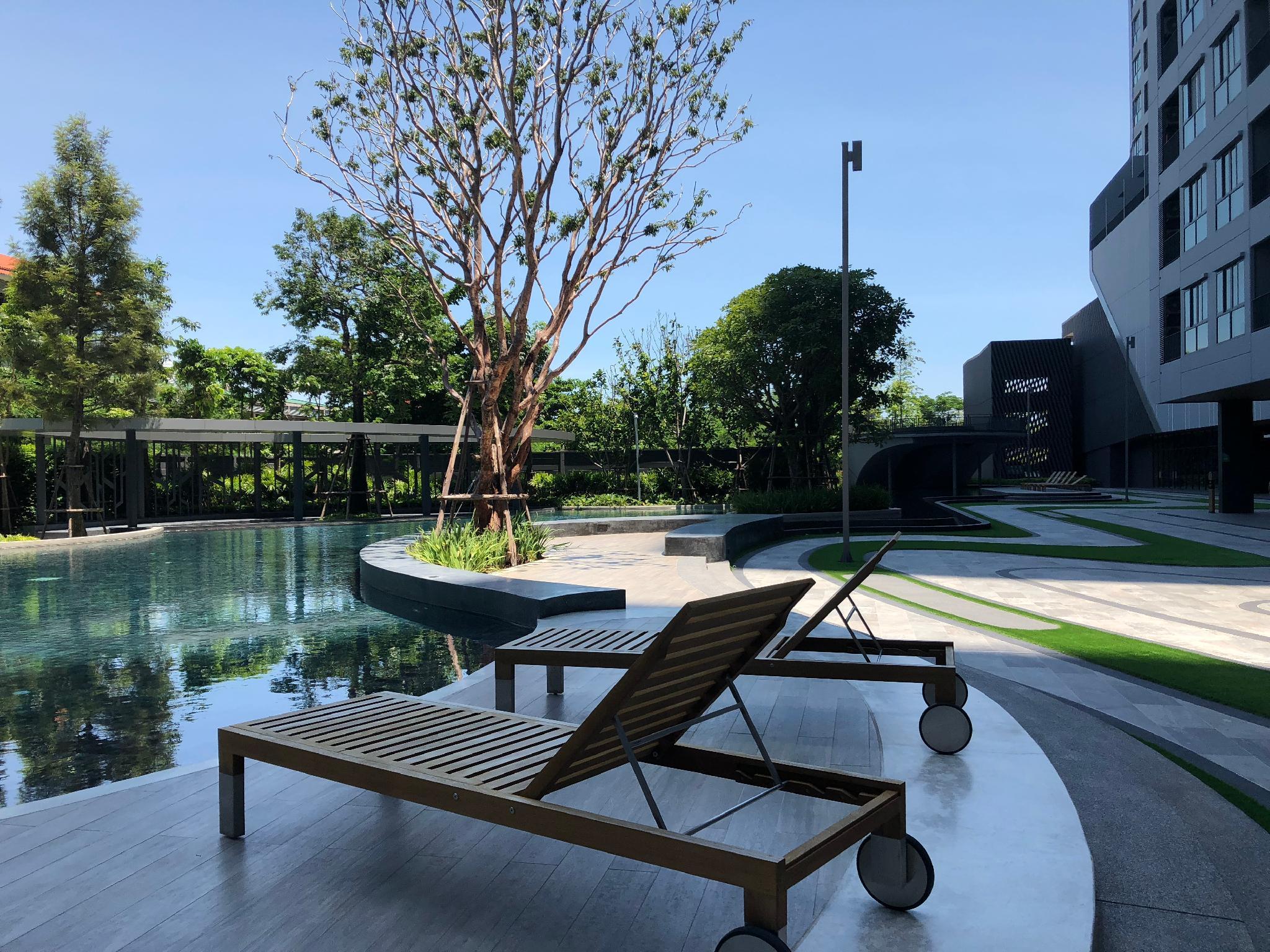 Bangkok bangna station superior apartment IDEO O2