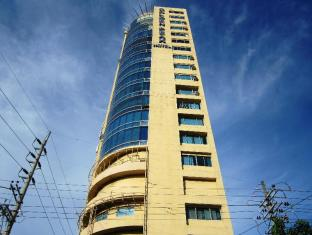 Golden Peak Hotel & Suites Cebu - zunanjost hotela