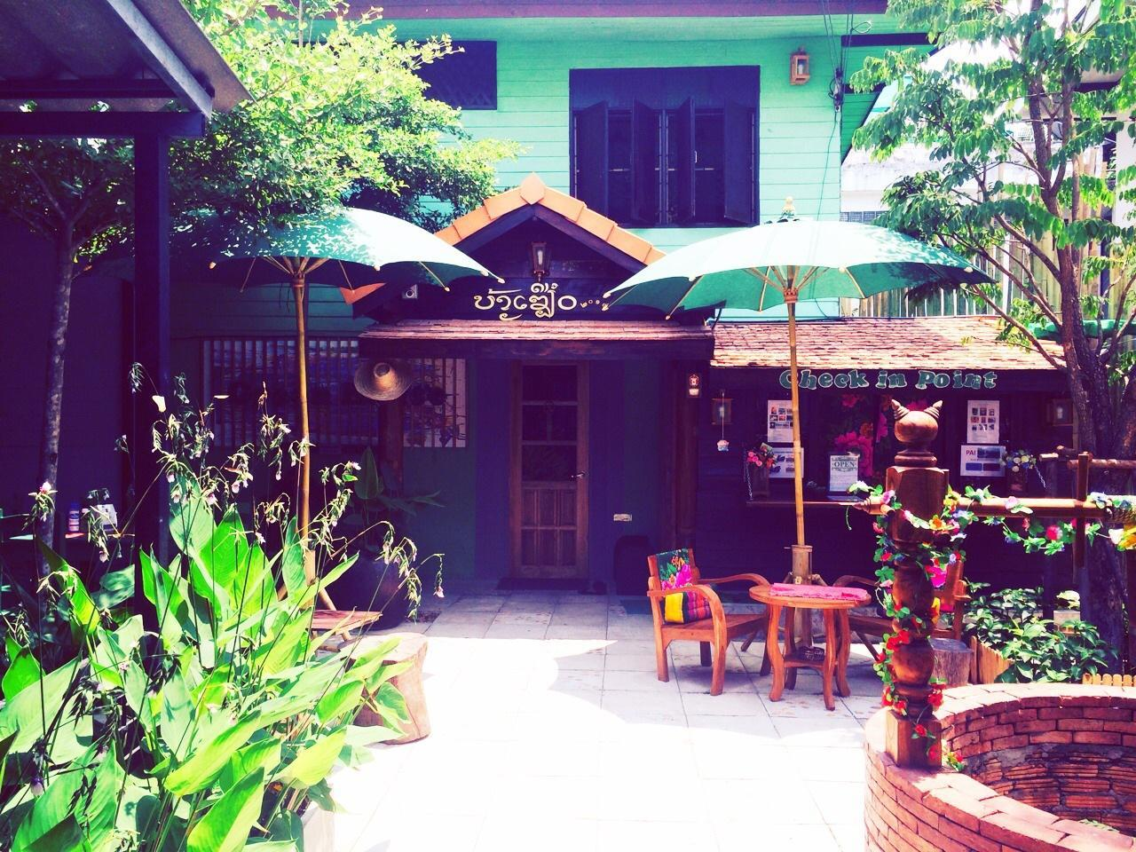 Green house backpacker old city chiang mai thailand for Classic house chiang mai