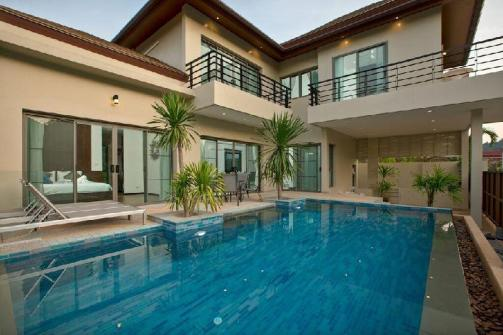 3 Bedrooms + 3 Bathrooms Villa in Phuket - 38000060