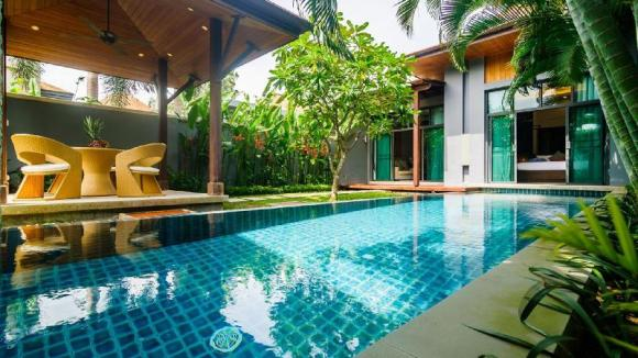 2 Bedrooms + 2 Bathrooms Villa in Rawai - 35179195