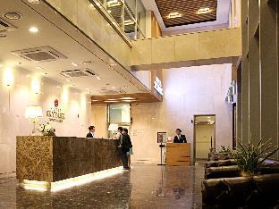 スカイパーク東大門1、韓国ソウルのウォシュレット付きホテル