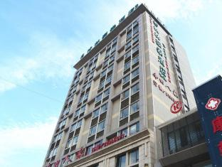 Greentree Inn Shanghai West Yingao Road Subway Station Express Hotel