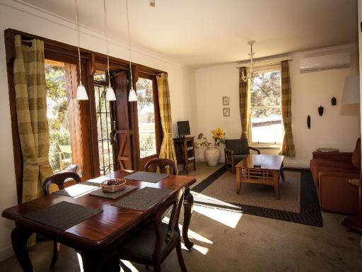 Hotham Ridge Winery and Cottages hotel accepts paypal in Williams