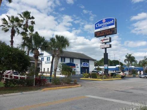 Claremont Kissimmee Hotel Orlando