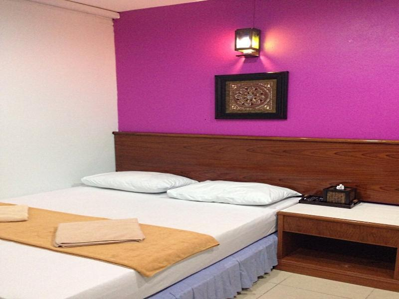 Phang Nga Guesthouse,โรงแรม พังงา-เกสท์เฮาส์