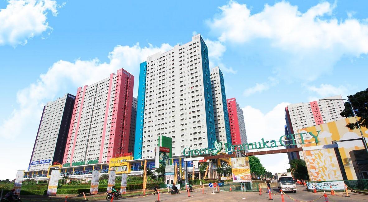 Green Pramuka O Free Wifi Mall Central Jakarta Book Directions Navitime Transit