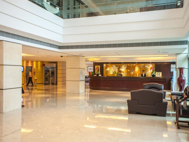 China Hotel Accommodation Cheap | Lobby