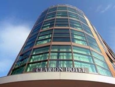 Clayton Hotel & Health Club Cork City (Formerly Clarion Hotel)