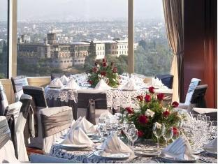 Fiesta Americana Grand Chapultepec Hotel Mexico City - Restaurant