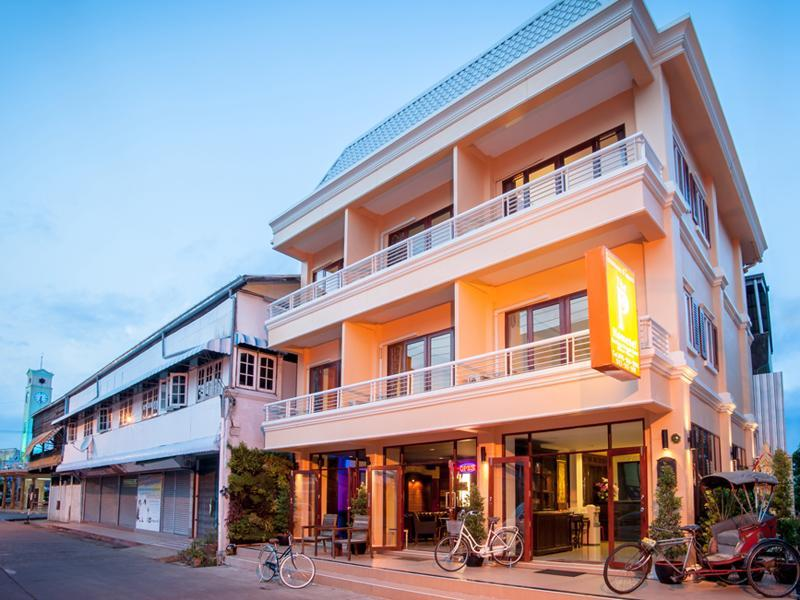 โรงแรมเดอะ พี โฮมเทล