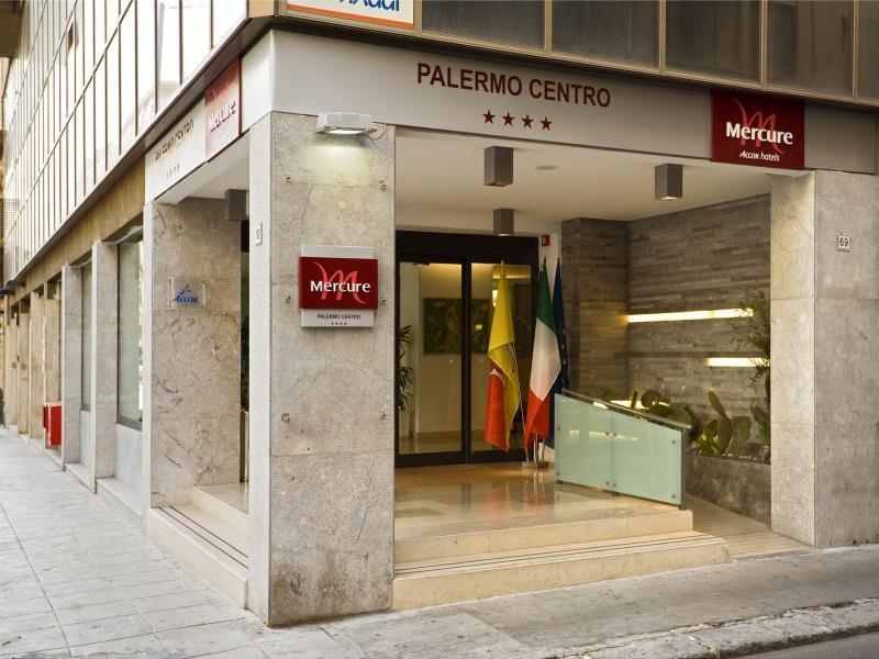 Mercure Palermo Centro Hotel Palermo