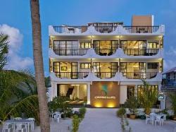 Crystal Sands Beach Hotel Maldives Islands