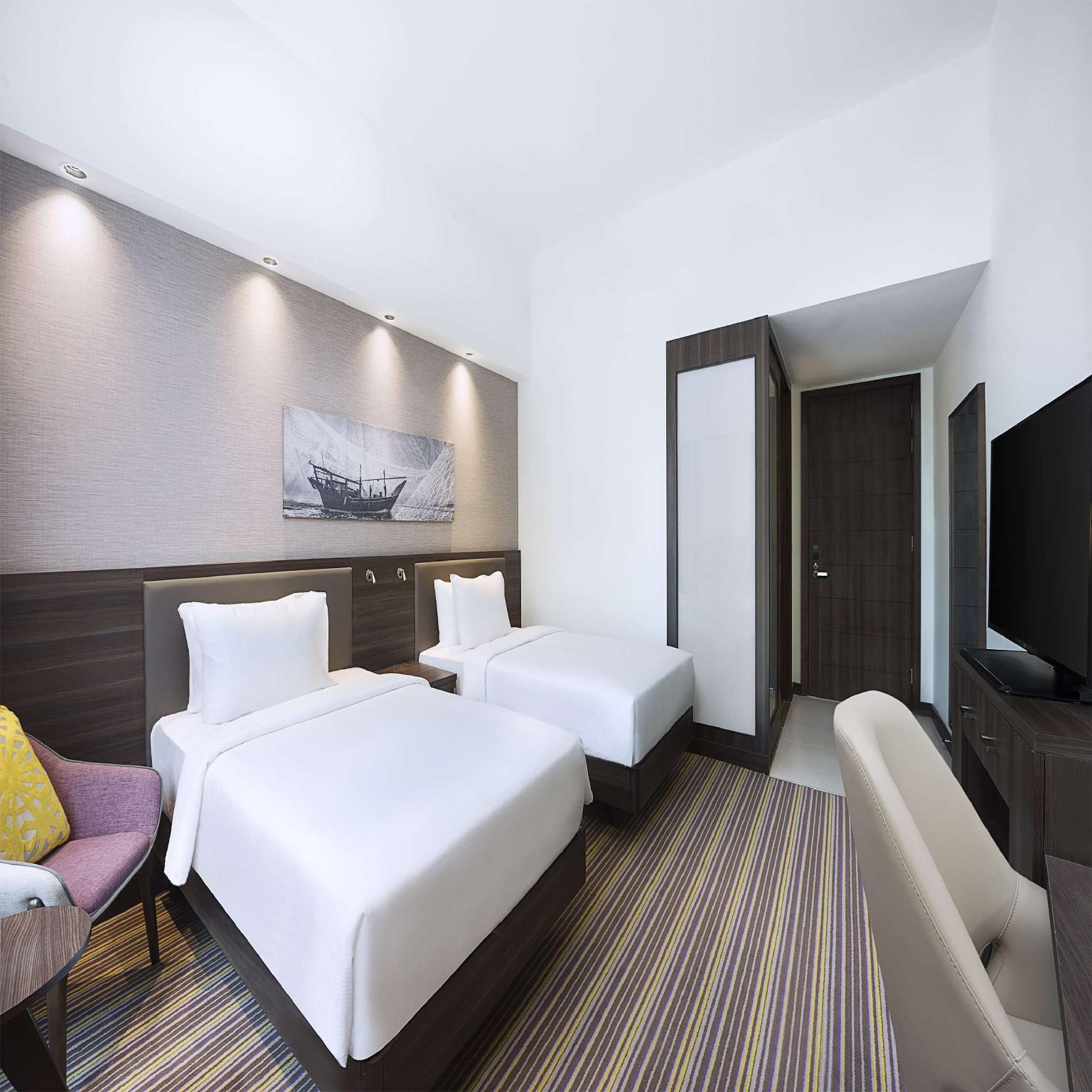 Hampton by Hilton Dubai Airport – Dubai 2