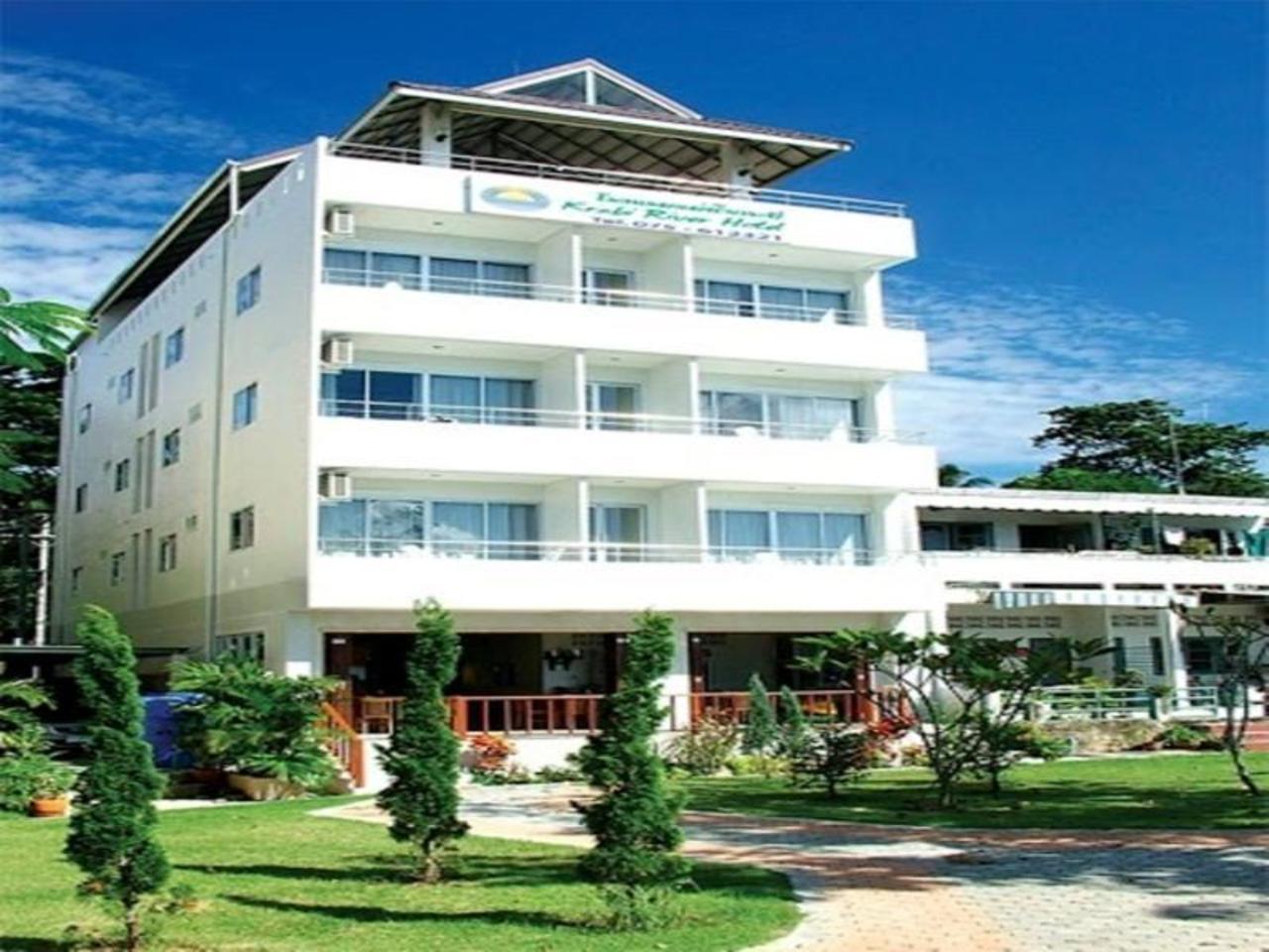 โรงแรมแม่น้ำกระบี่ (Krabi River Hotel)
