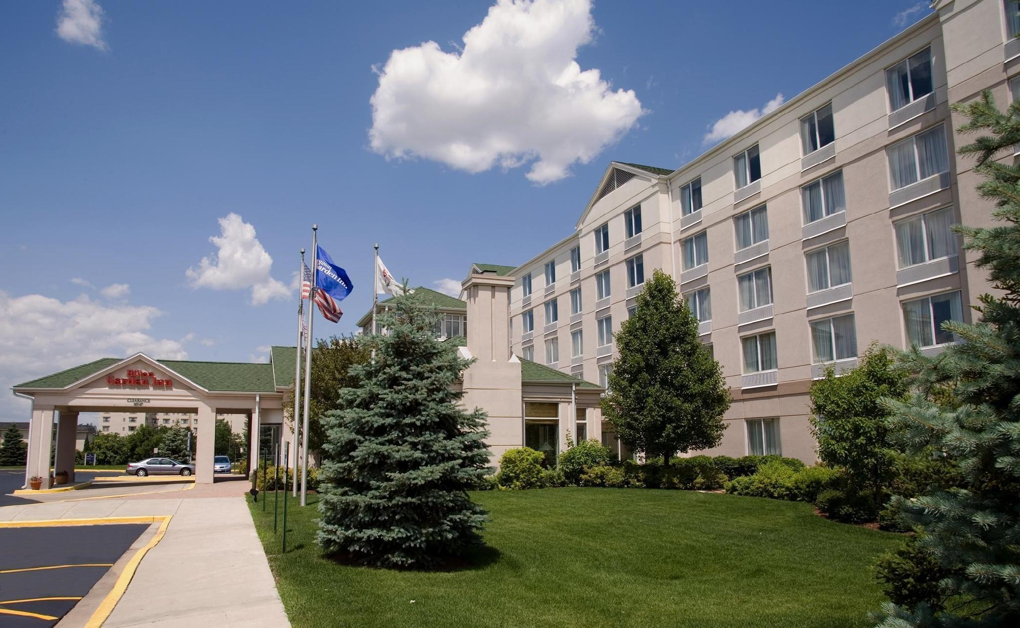 Hilton Garden Inn Chicago/Oakbrook Terrace image