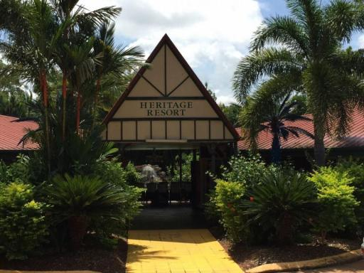 Hotel in ➦ Weipa ➦ accepts PayPal